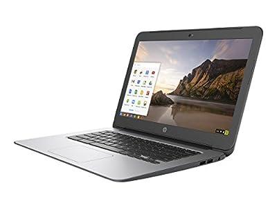 "HP 14"" Chromebook 14 G4, 4 GB RAM, 16 GB SSD, Intel HD Graphics, Black (T4M32UT#ABA)"