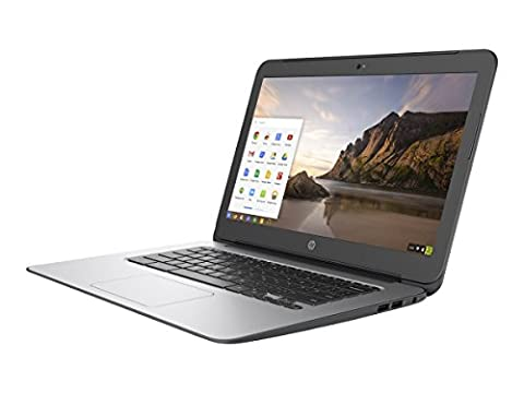 HP Chromebook T4M32UT#ABA 14-Inch Laptop (Intel Celeron processor, 4 GB RAM, 16 GB SSD, Chrome OS), (Hewlett Packard Hdmi)