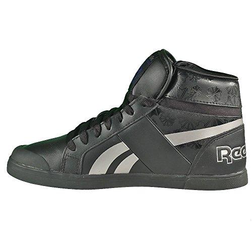 Reebok - Ree Funk Starcrest - J19737 - Farbe: Grau-Schwarz - Größe: 37.5