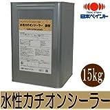 日本ペイント 水性カチオンエポキシ複合形下塗材 水性カチオンシーラー 透明 15kg