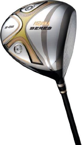 本間ゴルフ ゴルフ ドライバーBERES ベレス S-02 AQ6-54 2Sグレード 10.0R S-02 B00GT690DC