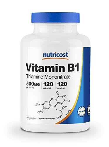 Nutricost Vitamin B1 Thiamine