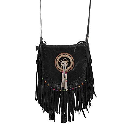 Boho Indian Bag Dreamcatcher