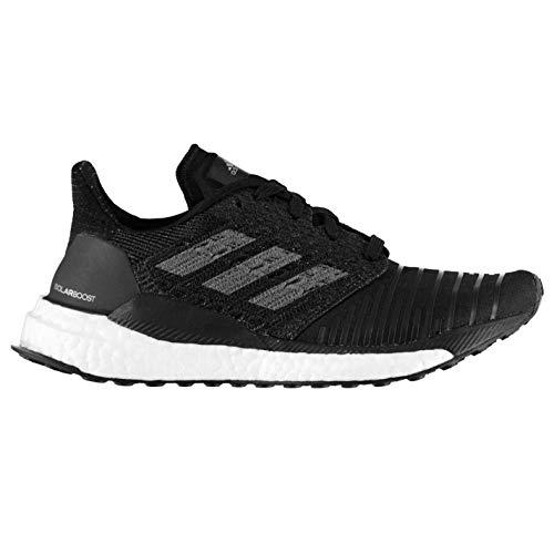 Femme Adidas Solar Chaussures Boost blanc gris W De Fitness Noir qOBOa6Wn