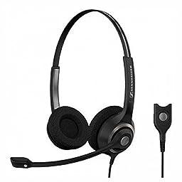 Sennheiser Electronic SC260 Wideband Prof Headset