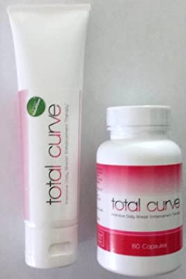 Amazon Com Total Curve Breast Enhancement Therapy Cream Bust