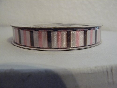 American Crafts 3/8 Inch Wide Premium Ribbon 3 Yards, Baby Mother Goose 4