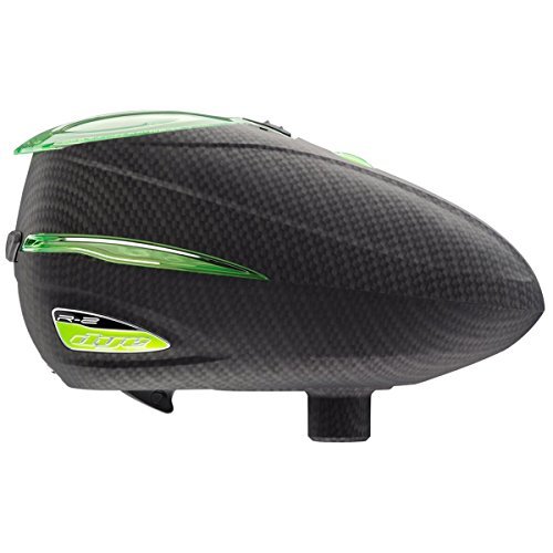 Dye Rotor R2 Paintball Loader - Carbon