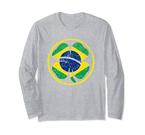 Irish Brazilian Flag - 4