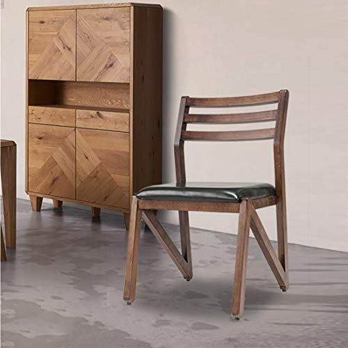 Durian Adlis Solid Wood Dining Chair  Green , Standard