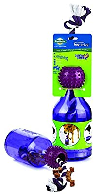 PetSafe Busy Buddy Tug-A-Jug Meal Dispensing Dog Toy from Premier Pet