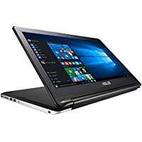 Asus Flip 15.6-Inch 2-in-1 Touchscreen Convertible Laptop or Tablet (Intel Core i7-5500U 4M Cache up to 3GHz, 8GB DDR3, 1TB HDD, DVD RW, Bluetooth, HDMI, Windows 10)