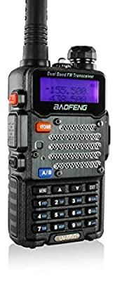 Baofeng BF-F9 V2+, UV-5R V2+, and UV-82 V2+