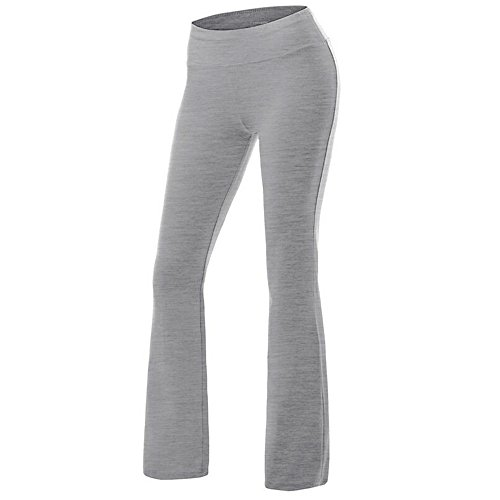 406ecbce295e9 FITTOO Women Casual Boot Cut Yoga Pants Ladies Stretch Softy Trousers  Pilates Workout Gym leggings - Buy Online in Oman. | Sports Products in  Oman - See ...