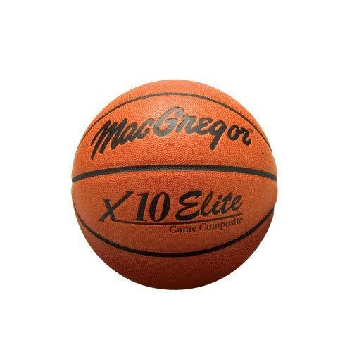 MacGregor X10 Elite Basketball by MacGregor