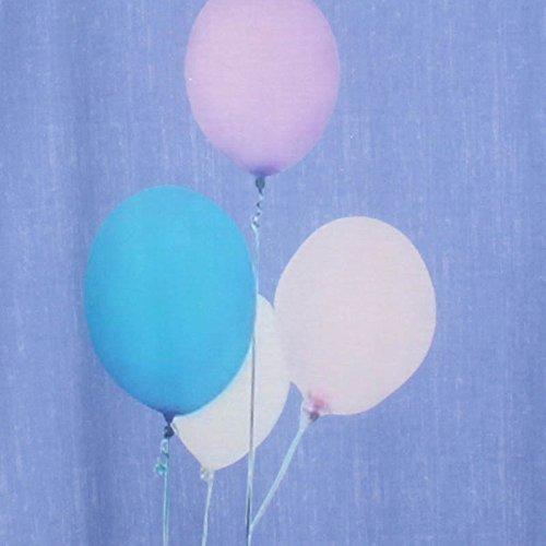 Acvip Fleur Avec Manche Ballon Top Bleu Imprimé shirt Courte Femme T rYaXfZr