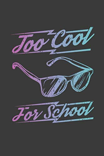 Too Cool For School: 6