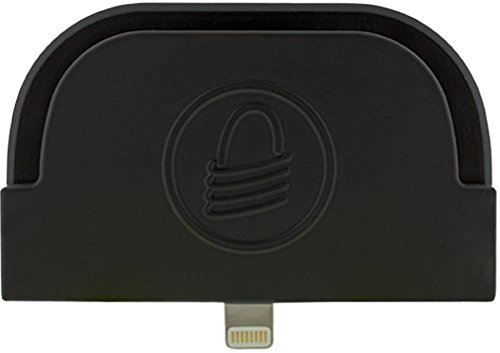 MagTek 21073084 iDynamo iOS Swipe Card Reader; Works with iPad, iPhone or iPod Touch devices with Lightning connection; Secured by the MagneSafe Security Architecture