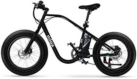 Nilox Doc E-Bike X3 Negro Acero 20