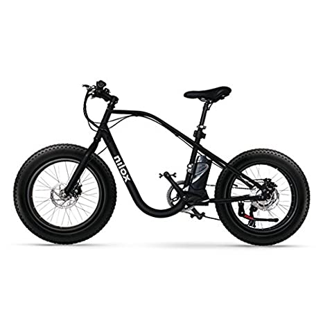 Nilox Doc X3 Bicicletta Con Velocità Di 25 Kmh Uomo Nero 170 X