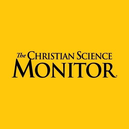 Image result for the christian science monitor logo