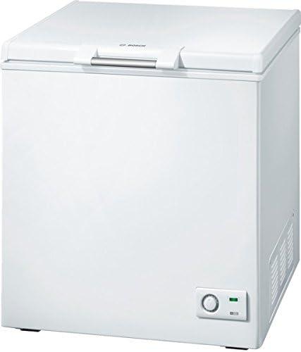 Bosch – gcm15vw20 – Congelador baúl 77.8 cm 140L A + Blan: Amazon ...