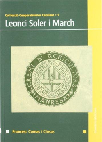 Descargar Libro Leonci Soler I March Francesc Comas I Closas