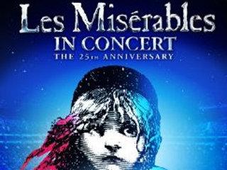 25th anniversary les miserable dvd