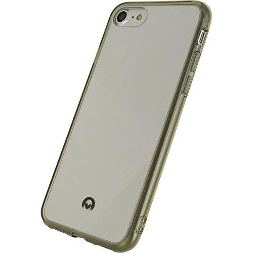 Mobilize 22980–Telefon Schutz Naked Schutzhülle Apple iPhone 7grau/transparent