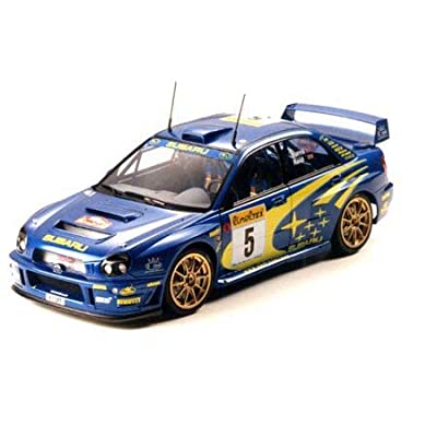 Tamiya America, Inc 1/24 Subaru Impreza WRC 2001, TAM24240: Toys & Games