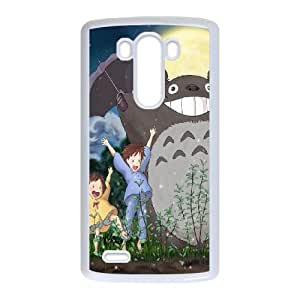 My Neighbour Totoro LG G3 Cell Phone Case White DIY Gift zhm004_0458628