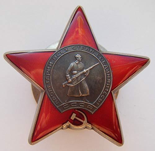 SOVIET RUSSIAN AWARD ORDER MEDAL
