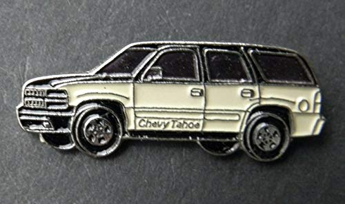 (Pin for Hats - Chevrolet Chevy Tahoe Trucks Truck SUV 4X4 Lapel PIN Badge 1.1 INCHES - Decoration for Clothes)