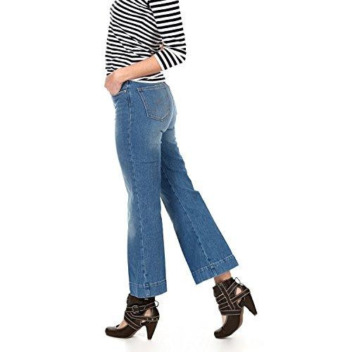 Wrangler Blu Donna W230bg39w Jeans Wrangler W230bg39w UwqdnfSH