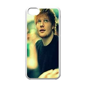 Yearinspace Ed Sheeran Cases For IPhone 5C Design Protective, Phone Case For Iphone 5c For Girls Hardshell For Girls With White hjbrhga1544