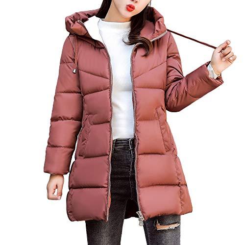 Elegante Acolchado Capucha de Abrigo con Café Caliente Impermeable Invierno Ultra Invierno ZARLLE Abrigo Mujer XqxtwaPq