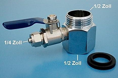 """3//8/"""" Adaptateur osmose inverse installation Filtre Réfrigérateur Filtre à Eau Raccord d/'Eau Set"""