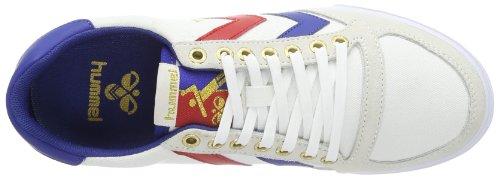 Calabrone Moda Unisex Calabrone Più Snello Stadil Basse Sneakers Bianche