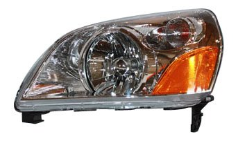 TYC 20-6410-00 Honda Pilot Driver Side Headlight Assembly ()
