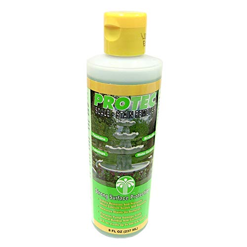 EasyCare 2 PACK ProTec Scale and Stain Remover - 8 oz