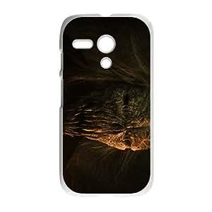 Scream Motorola G Cell Phone Case White J9891285