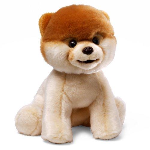 GUND 4029715 World's Cutest Dog Boo Stuffed Animal Plush, 8