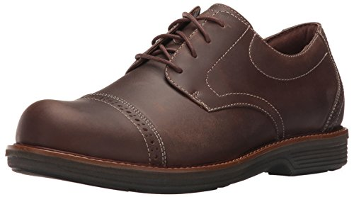 Oxford, Brown Oiled Nubuck, 45 EU/11.5-12 M US ()