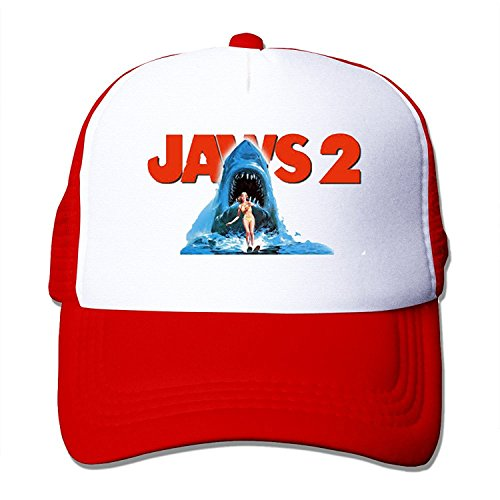 Bekey Unique Jaws 2 Hat Front Fashion Printed - Murray Place Fashion