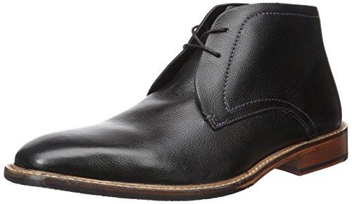 Ted Baker Men's Torsdi 4 Chukka Boot, Black, 9.5 M US