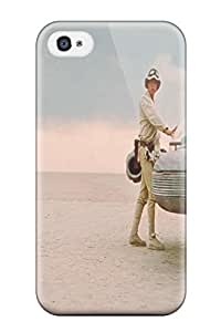 DanRobertse Scratch-free Phone Case For Iphone 4/4s- Retail Packaging - Star Wars Tv Show Entertainment