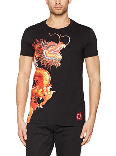 Bikkembergs Herren T-Shirt T-Shirt Medium