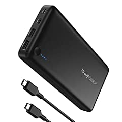 Note: 1. NOT Compatible with Macbook Pro-13-2017/Google Pixel Book 2. The battery pack will charge your laptop once after connected. However if it is recharged from the laptop, please long hold the power button for 5 seconds to reverse the ch...