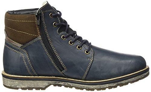 Rieker Heren M.zipper Boots Oceaan / Sigaar / Sigaar Oceaan / Sigaar / Sigaar
