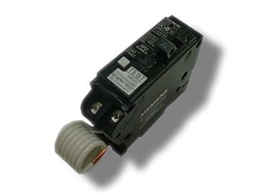 Siemens QF115 15-Amp 1 Pole 120-Volt Ground Fault Circuit Interrupter
